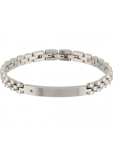 Bracciale uomo Breil Black Diamond TJ2399 - orola.it