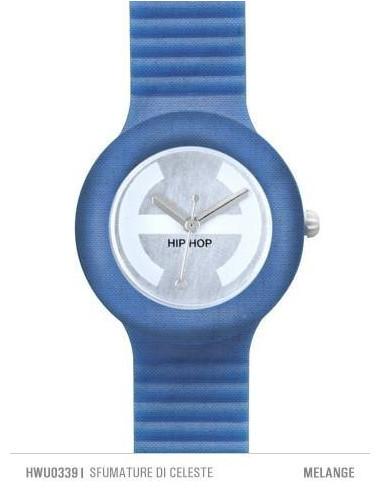 HipHop MELANGE Azzurro