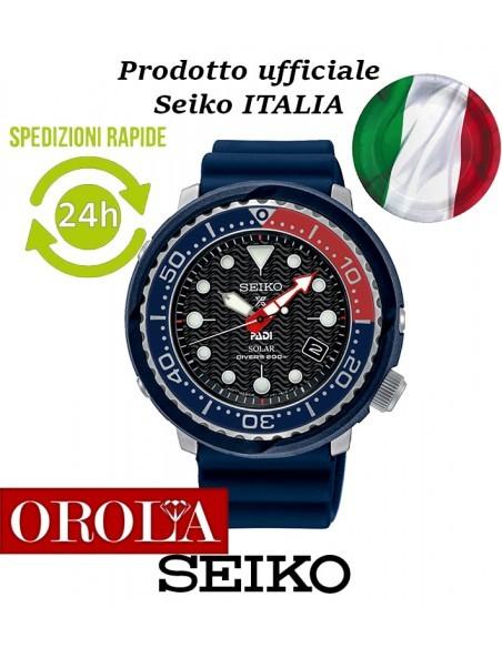 Seiko Prospex PADI Tuna SNE499P1 - orola.it