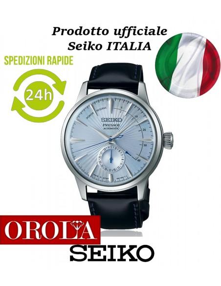 Seiko Presage Automatico 3 Sfere/data SSA343J1 - orola.it