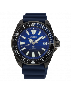 Seiko Save the ocean black edition samurai SRPD09K1 - orola.it