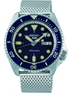 Seiko 5 Sport Blue Navy SRPD71K1 - orola.it