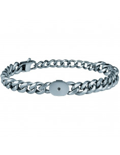 Bracciale uomo Breil Black Diamond TJ2808 - orola.it
