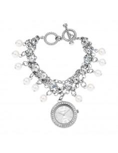 Orologio Ottaviani donna con strass e perline