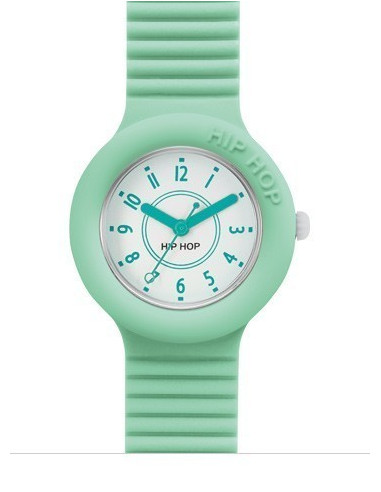 HipHop Numbers PASTEL GREEN