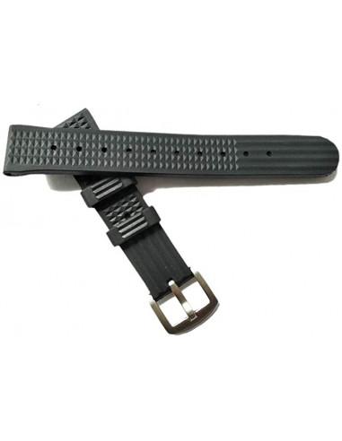 Cinturino diver Nero pir20mm - orola.it