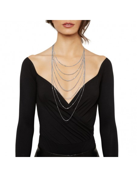 Collana donna Brei Sinuous TJ2942 - orola.it