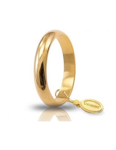 Fede Classica gr.5 in oro giallo