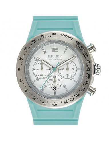 HipHop Chrono 39mm POOL BLUE