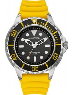 Nautica orologio dive giallo
